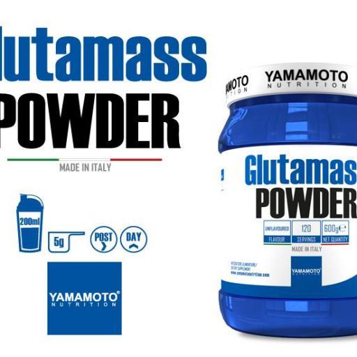 Glutamass powder Yamamoto