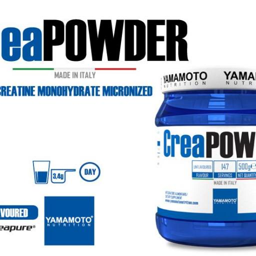 Crea powder creapure quality