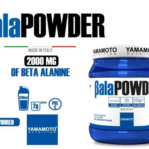 Beta ala power Yamamoto