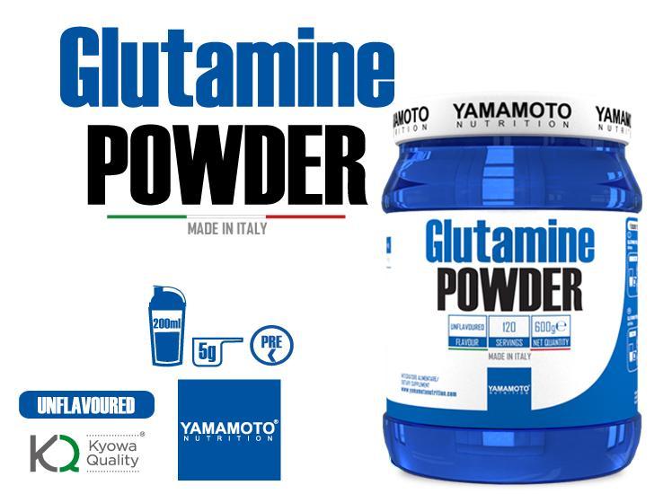 Glutamina powder kyowa quality