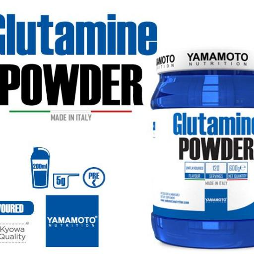 Glutamina powder kyowa quality