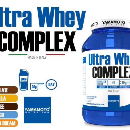 Ultra whey complex® Yamamoto