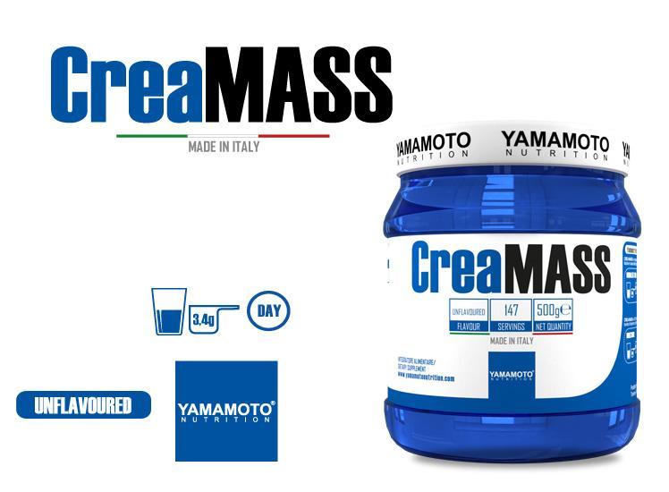 CreaMass