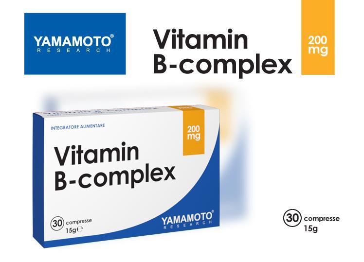Vitamin B complex Yamamoto