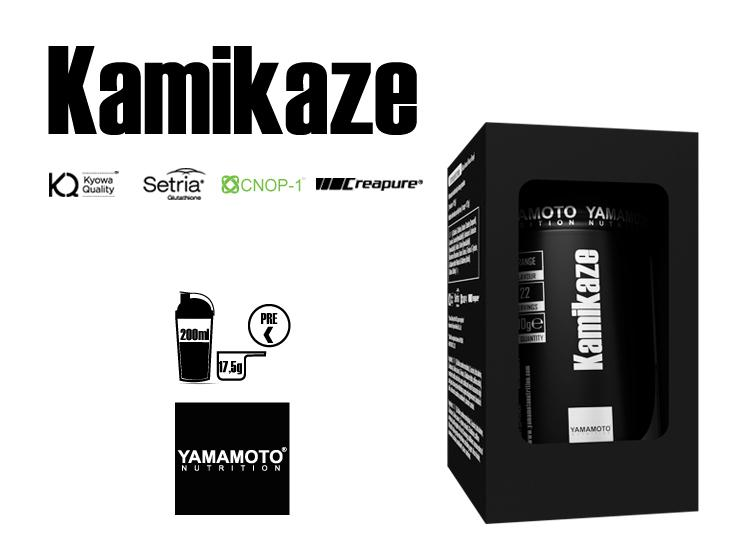 Yamamoto Kamikaze