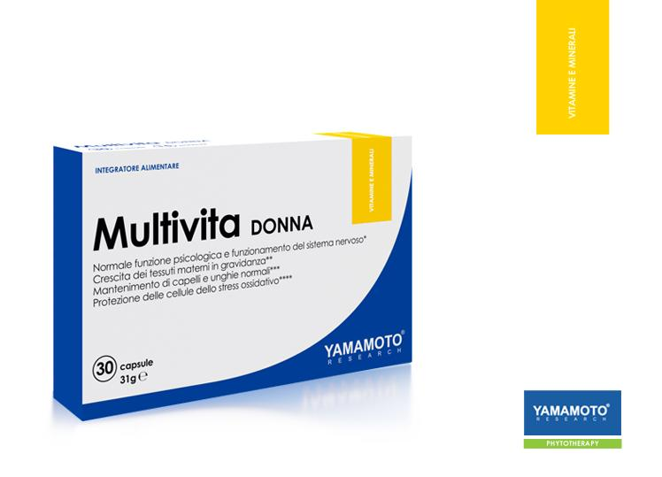 Multivita DONNA®