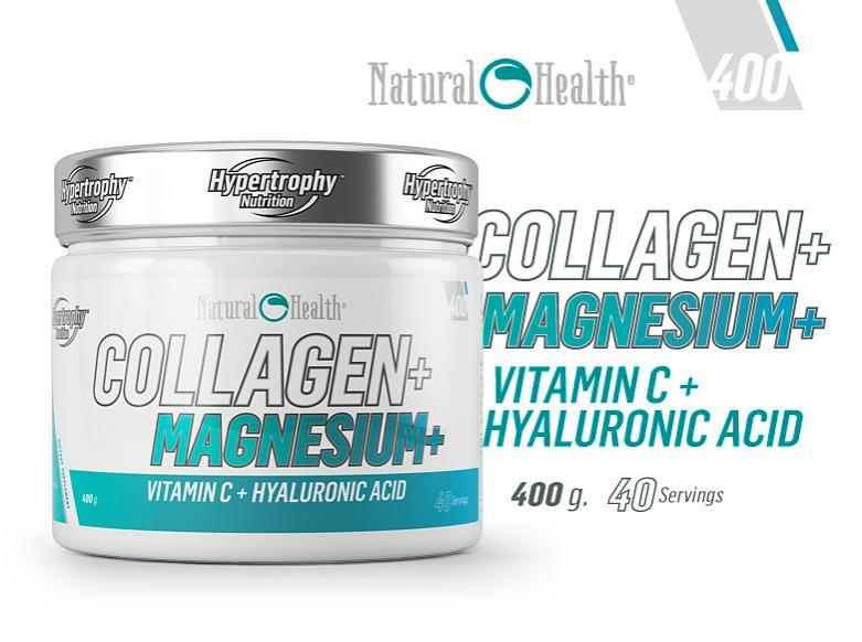 Colágeno y Magnesio