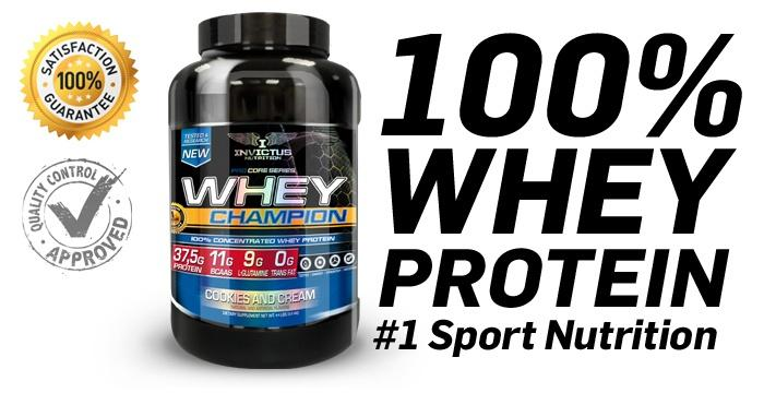 Whey Champion Protein