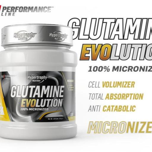 Glutamina evolution 500gr
