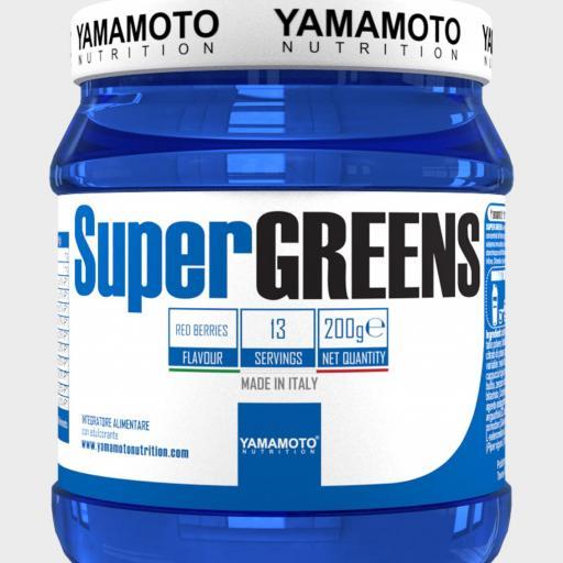 Yamamoto Supergreen