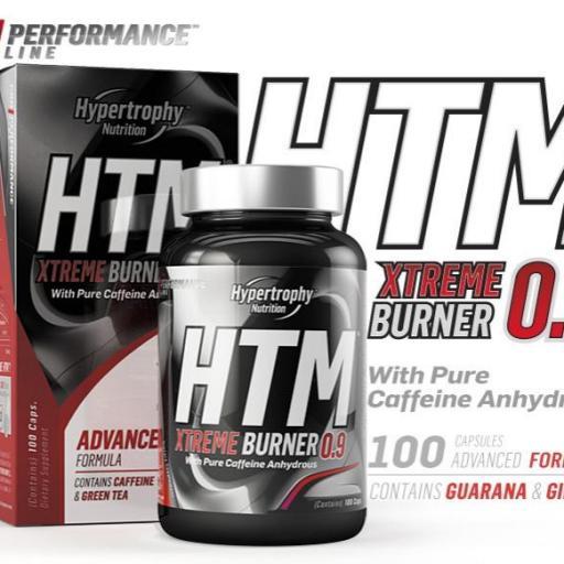 HTM Extreme Burner