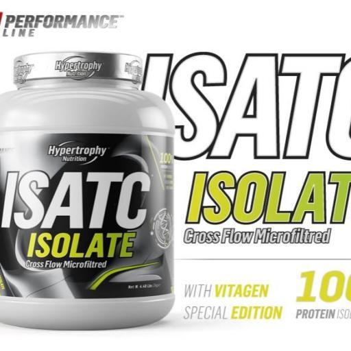 ISATC Isolate CFM