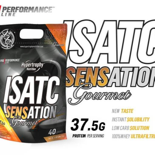 ISATC Sensation Gourmet