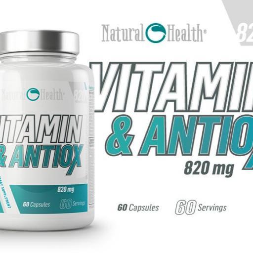 Vitamina & Antioxidante