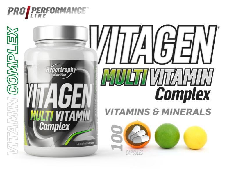Vitagen Multivitamin