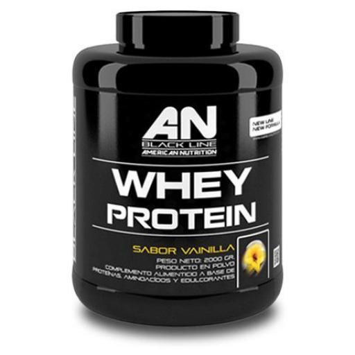 Whey protein - Black Line