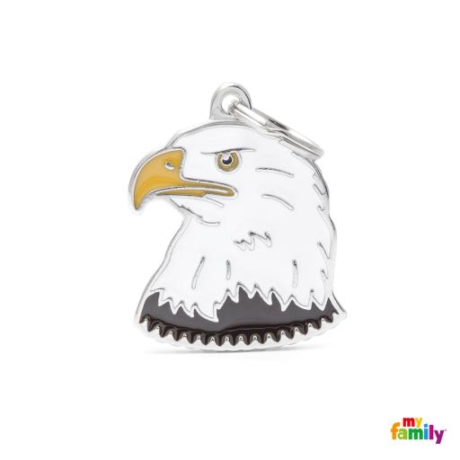 Placa Wild Águila