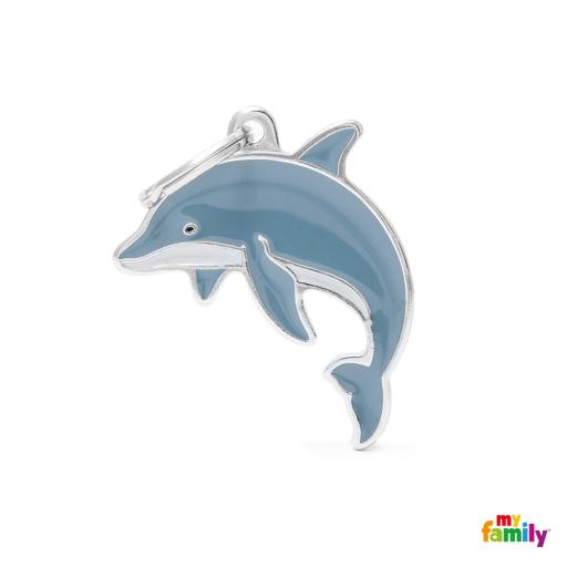 Placa Wild Delfín