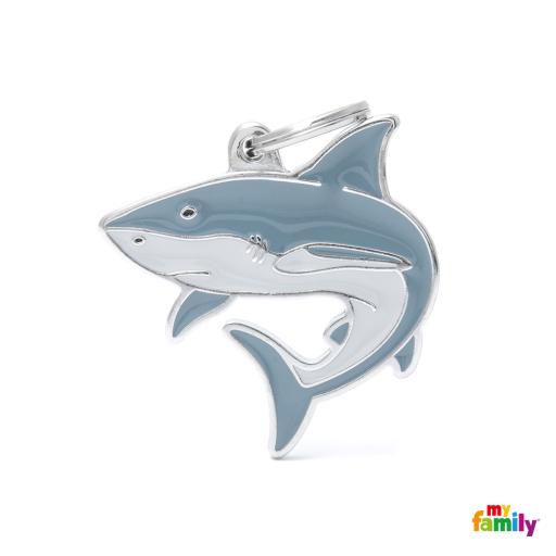 Placa Wild Tiburón