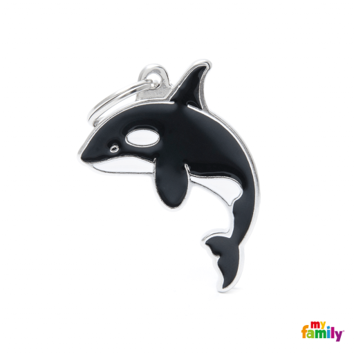 Placa Wild Orca