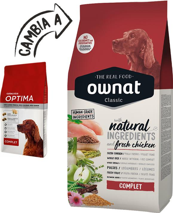 Ownat  Classic Complet Dog