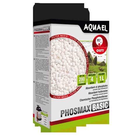 Aquael Materia Filtrante Phosmax Básico [0]