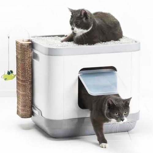 Casa Gato Catconcept con Cojín y Rascador