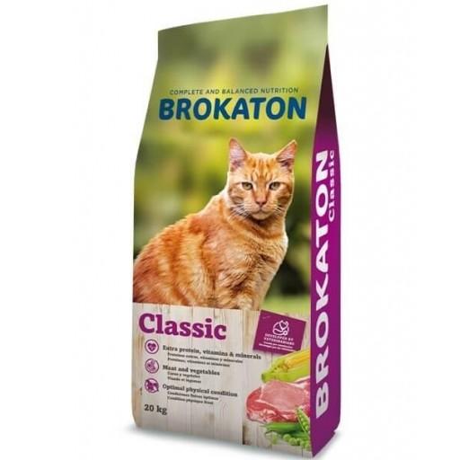 Brokaton Classic para Gato
