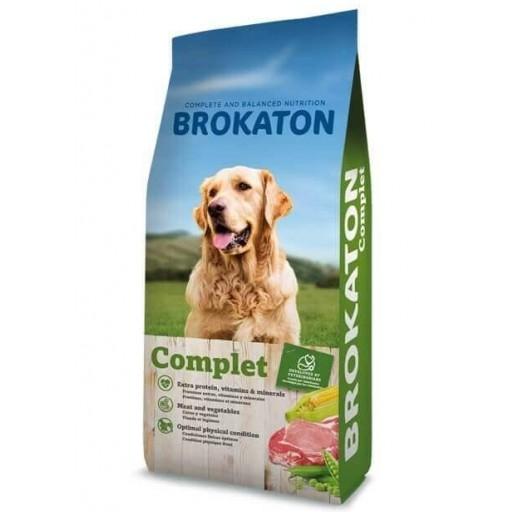 Brokaton Complet para Perro