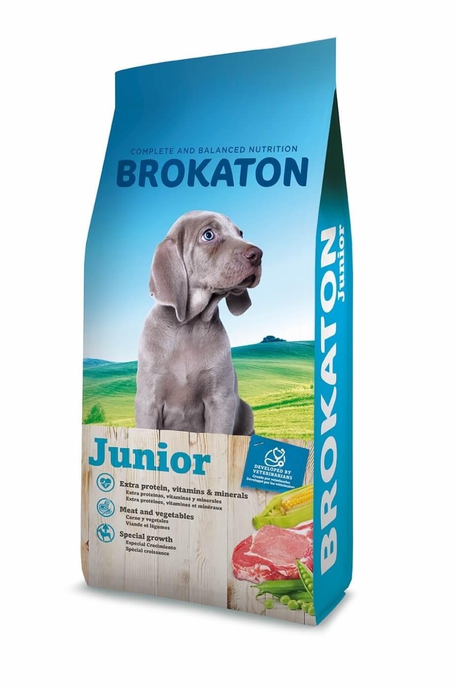 Brokaton Junior para Perro