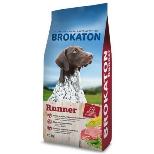 Brokaton Runner para Perro [0]