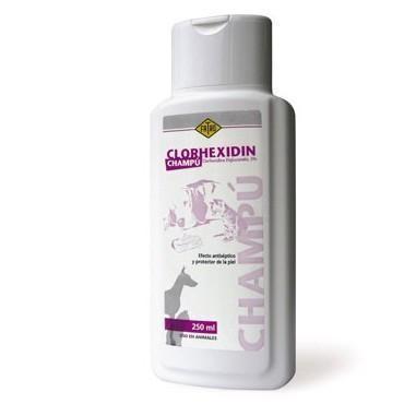 Clorhexidin Champú 250ml