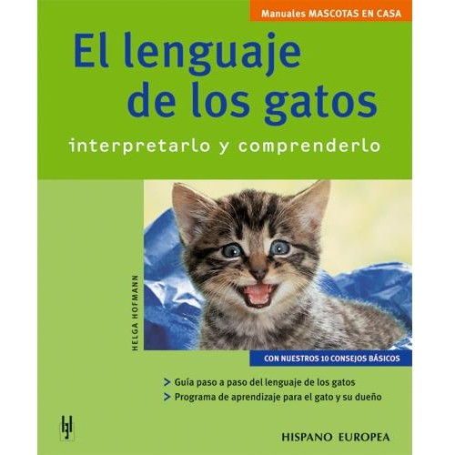 El lenguaje de los gatos