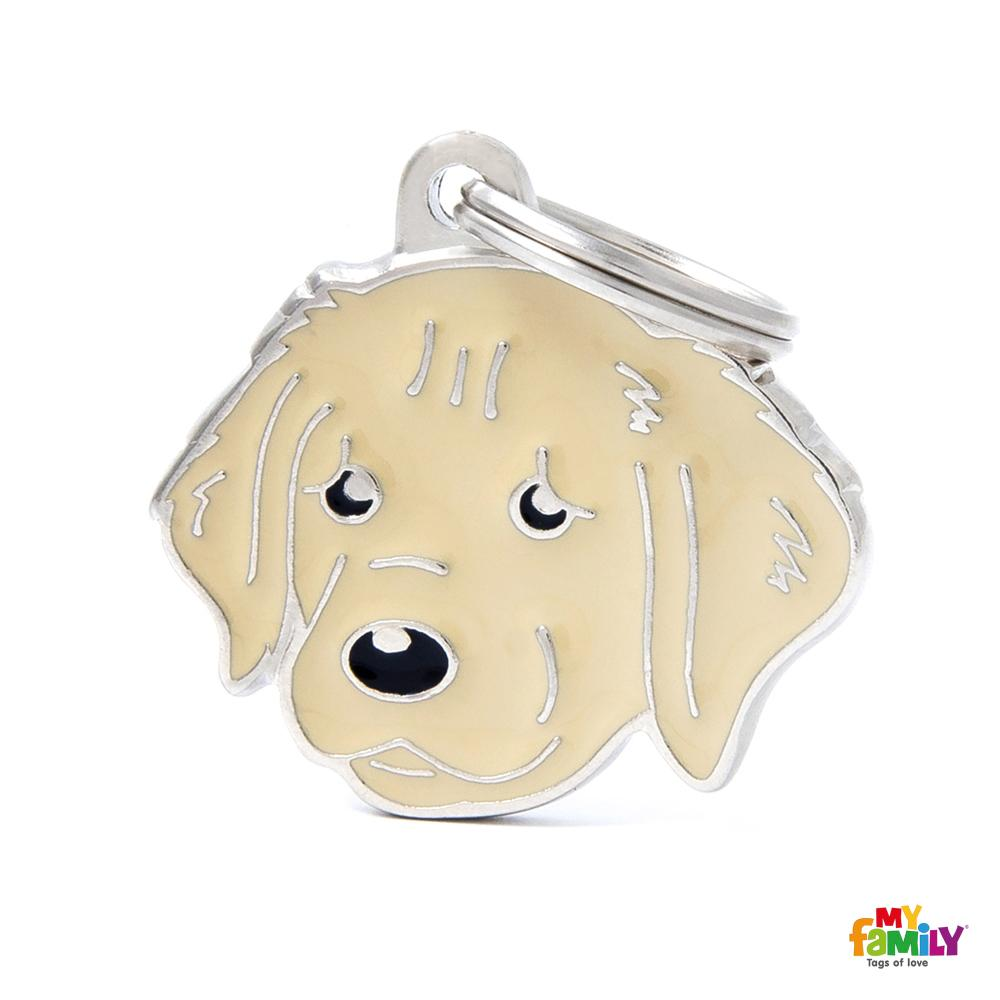 Placa Golden Retriever