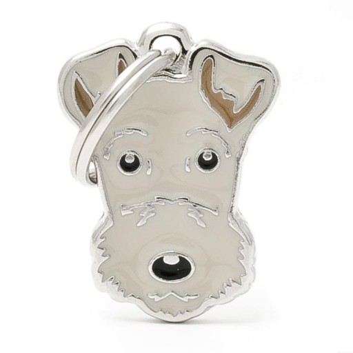 Placa Lakeland Terrier