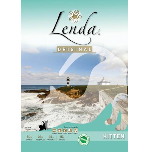 Lenda Kitten para gatos (Original)