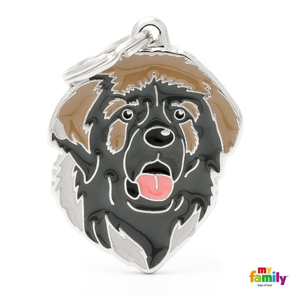Placa Leonberger