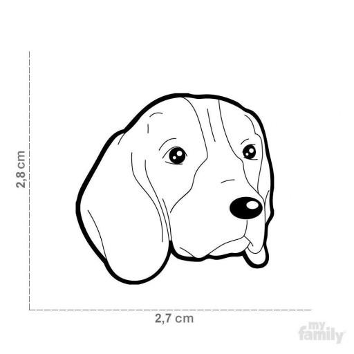 Placa Nuevo Beagle [1]