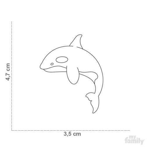 Placa Wild Orca [1]