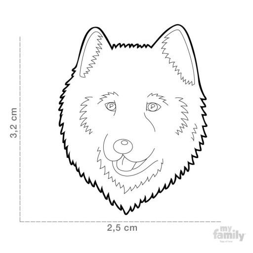 Placa Samoyedo [1]