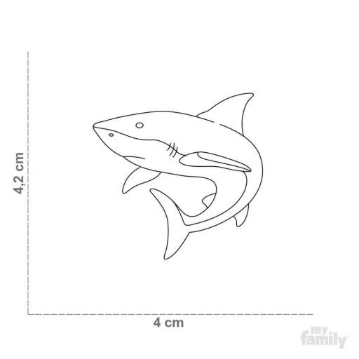 Placa Wild Tiburón [1]