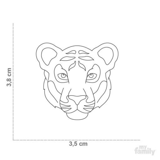Placa Wild Tigre [1]