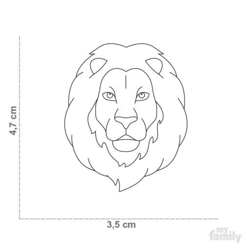 Placa Wild León [1]