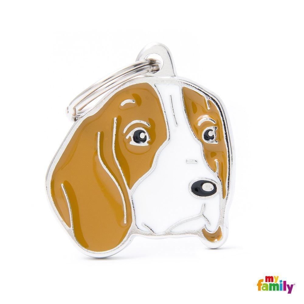Placa Nuevo Beagle