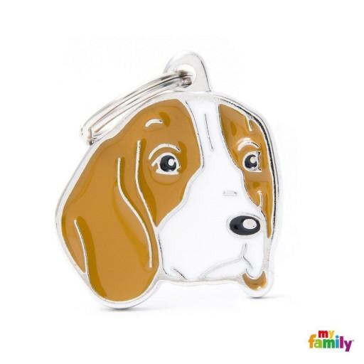 Placa Nuevo Beagle [0]