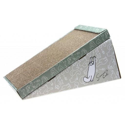 Rascador de Cartón para Gatos Simon's Cat - Rampa