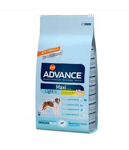 Advance Maxi Light para Perro