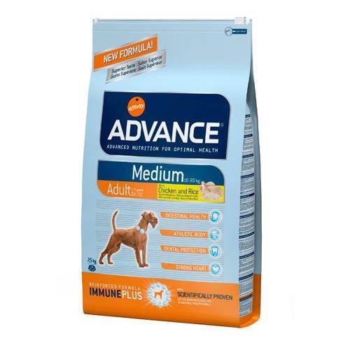 Advance Medium Adult para Perro