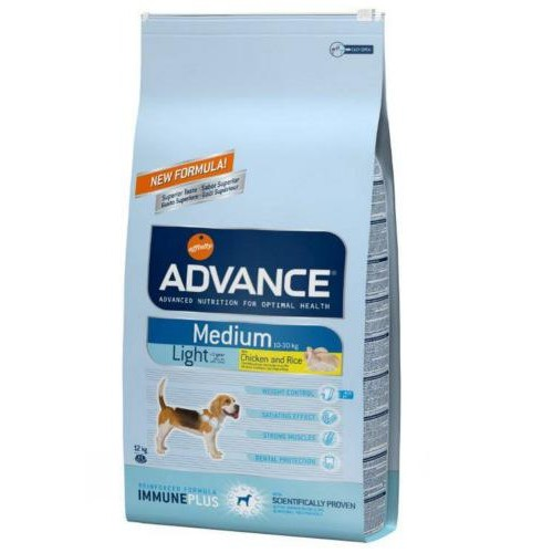 Advance Medium Light para Perro [0]