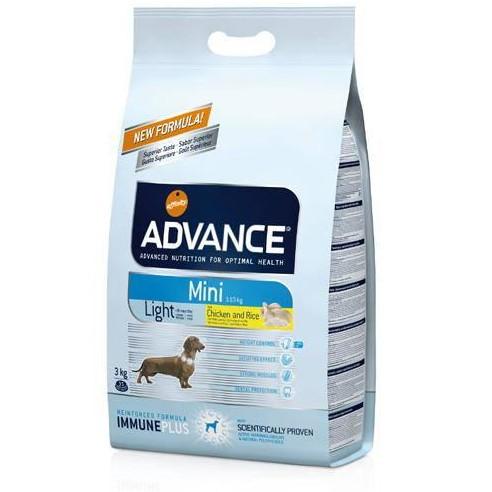 Advance Mini Light para Perro
